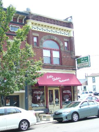 Another streetview of Little Sheba's