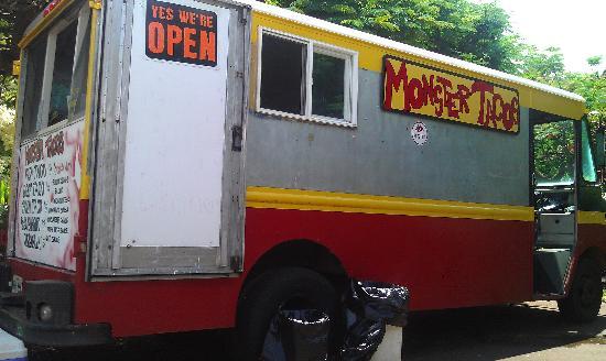 Monster Taco Truck