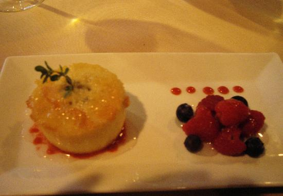 Lambert's Cove Restaurant: Dessert