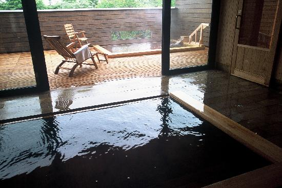 Sanyoan: 大浴場 ヒノキ