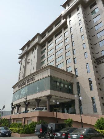 Lagos Oriental Hotel Phase One Of The