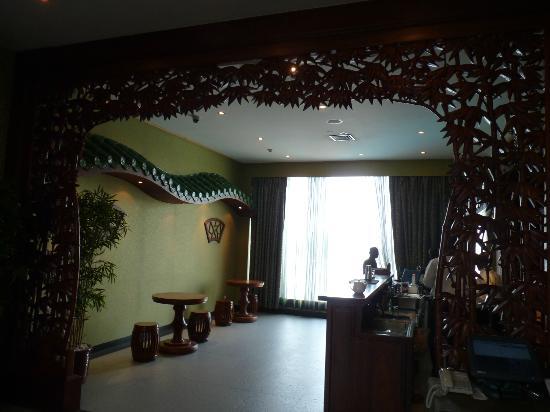 Lagos Oriental Hotel: Chinese Restaurant
