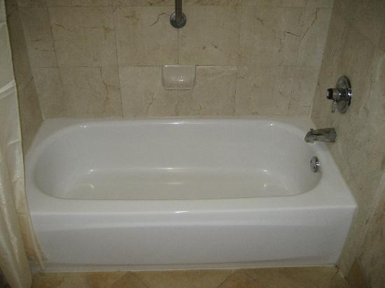 هوموود سويتس باي هيلتون سان خوسيه: tub
