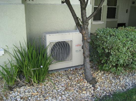 Homewood Suites by Hilton San Jose Airport-Silicon Valley: New air conditioners - very silent.