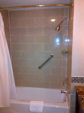 The Westin Mount Laurel: shower