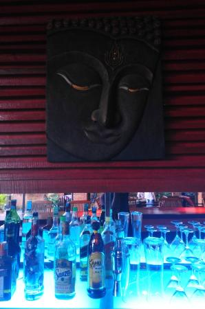 The Kitchen Vang Vieng: The bar