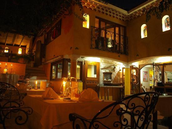 La Villa Mahana: La Villa