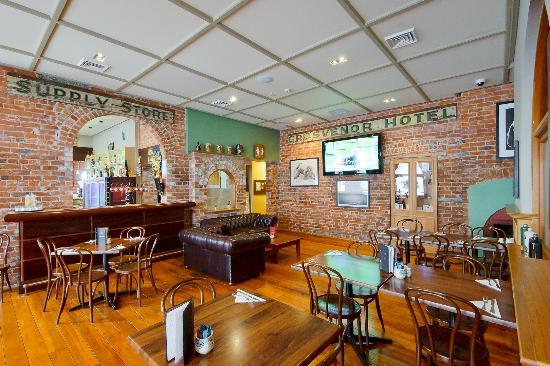 TGB Bar & Restaurant : Old World Charm of TGB
