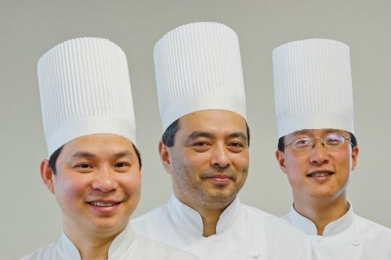 TGB Bar & Restaurant : International chefs of ours that originated from Crowne Plaza, Hilton & Sheraton