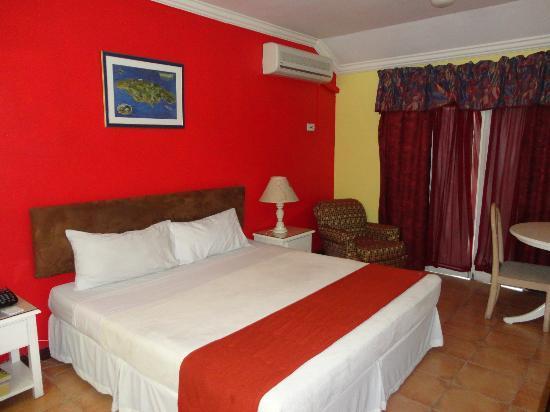Altamont Court Hotel Kingston: Deluxe king room