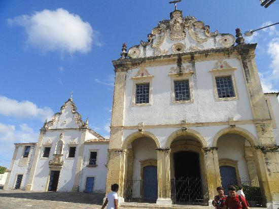 Historic cities of Sao Cristovao and Laranjeiras