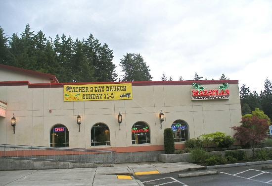 Mazatlan Restaurant  Bonney Lake