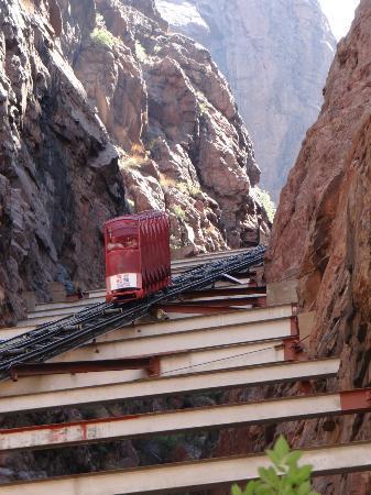 Canon City, Kolorado: Incline railroad