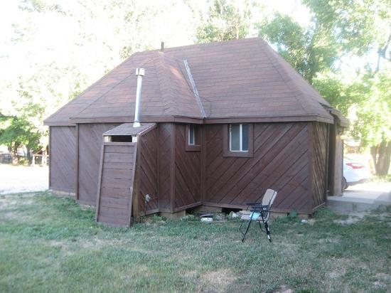 Cabin; Bryce Pioneer Village