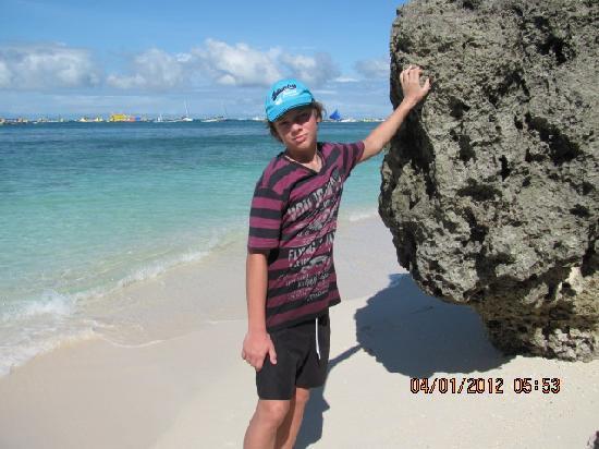 White Beach: пляж!!!!!!!!!!!!!