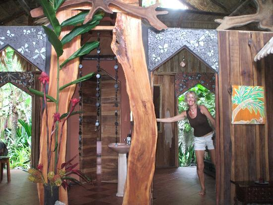Pure Jungle Spa: Margaret the Marvelous Masseuse, in the Jungle Spa