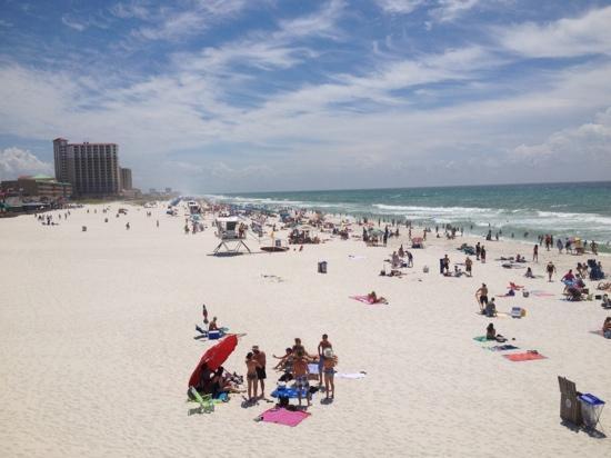 Pensacola Beach Gulf Pier: Pensacola beach
