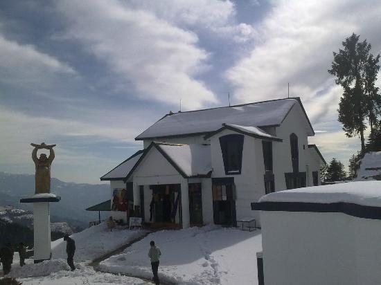 Kufri Ski Resort : Kufri..