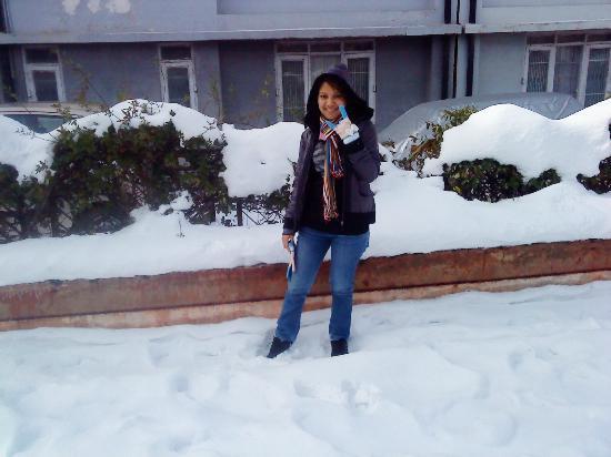 Kufri Ski Resort : :)