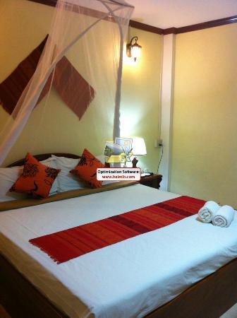 Khammany Inn II Hotel : Double room