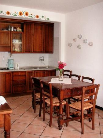 Agriturismo Erbaluna: Sala delle colazioni