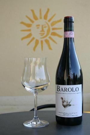 Agriturismo Erbaluna: Il vino biologico