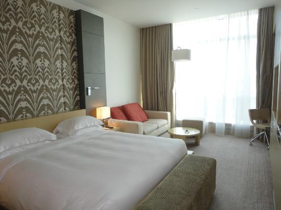 Hyatt Regency Dushanbe: Room