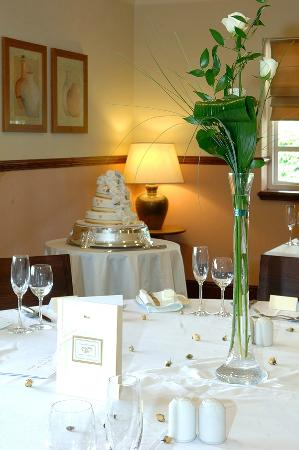 The Crown Lodge Hotel Restaurant: Wedding Receptions