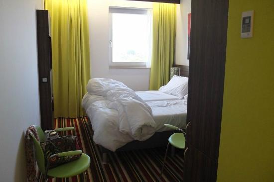 Zeebrugge, เบลเยียม: La chambre