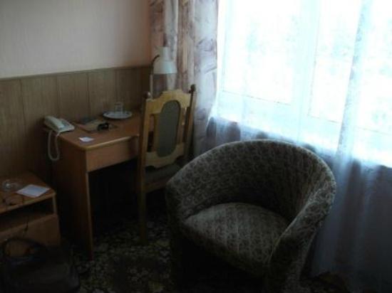 Rijskaya Hotel: Одноместный номер