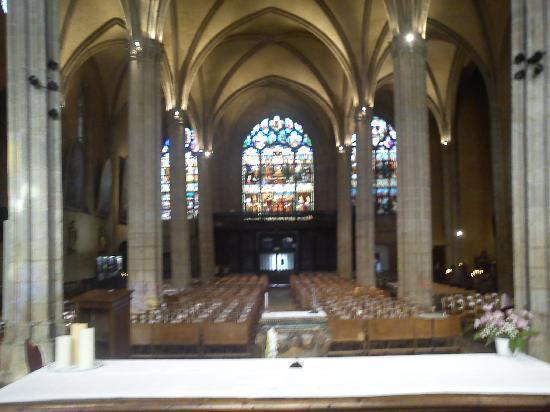 Église Saint-Michel-des-Lions : lions2
