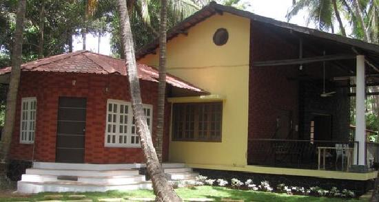 Nagaon, India: The cottage
