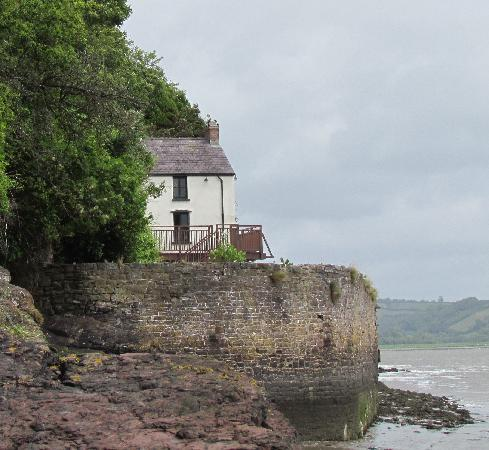 ‪‪Laugharne‬, UK: Dylan Thomas House