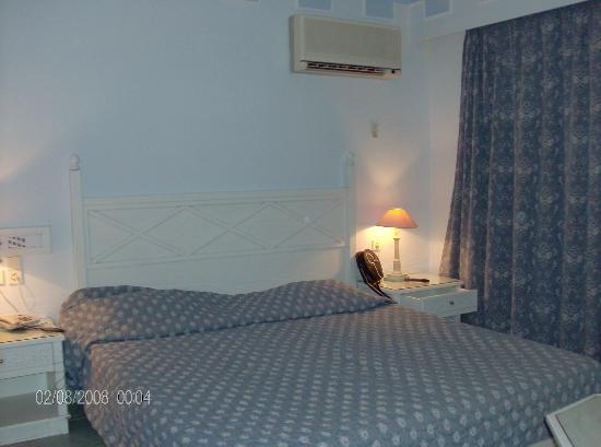 Mitsis Summer Palace Beach Hotel: chambre