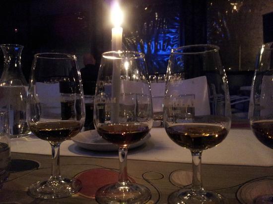 Bottega : Whiskey tasting in May
