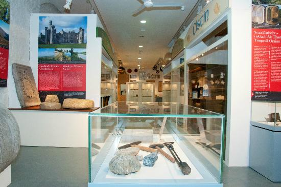 Carlow County Museum: Entrance in to the Museum