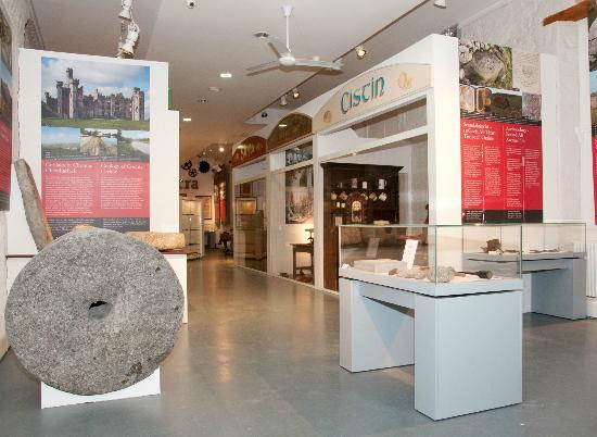 Carlow County Museum: Streetscape