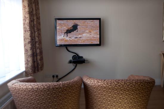 Montrose Guest House: Diner/Lounge