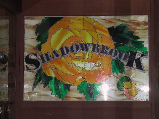 Shadowbrook: The sign