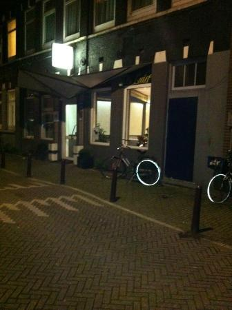 Hotel De Looier: ingresso hotel
