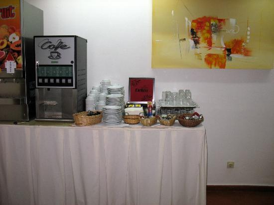 Montemar: Śniadanie napoje