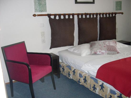 Hotel Du Parc: chambre 3 etage