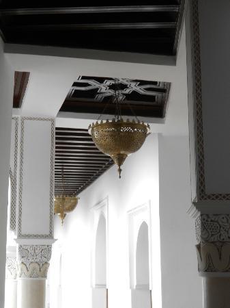 Le jardin d'Abdou: Hall