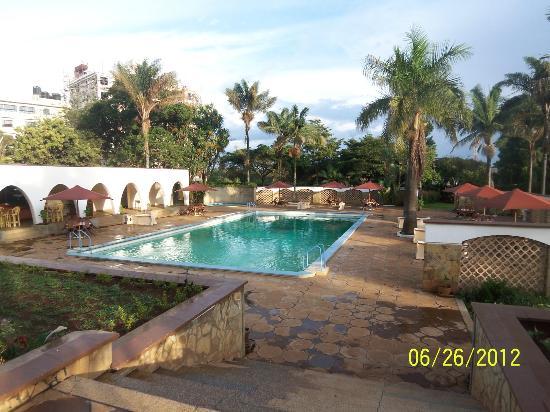 Eldoret, Кения: Pool & Pool Bar