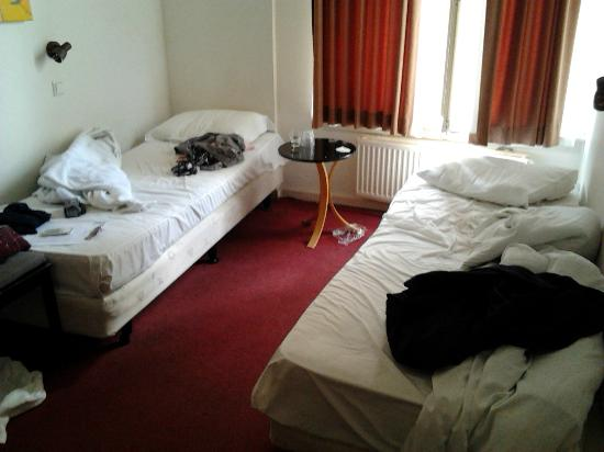The Room Picture Of Quentin Arrive Hotel Amsterdam