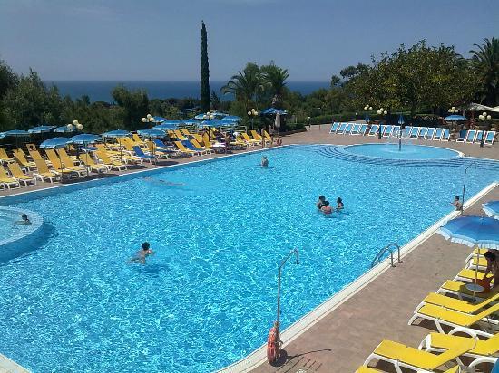 Hotel Club Costa Verde : Piscina