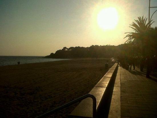 Astoria Park: Playa de Lloret