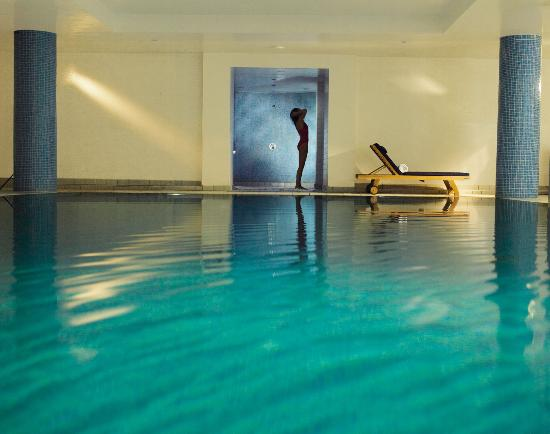 The Balmoral Spa Pool