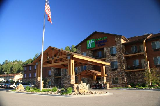 Holiday Inn Express Custer: Holiday Inn Express, Custer