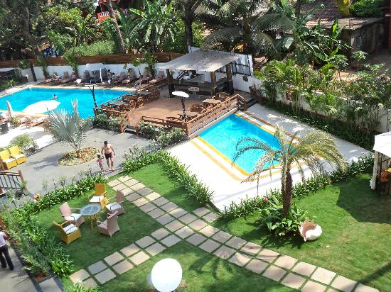 Nagoa Grande Hotel  Goa  India